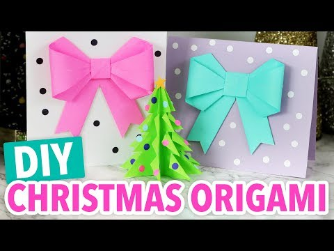 DIY Christmas Origami Projects - HGTV Handmade