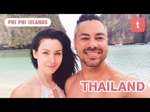 PHI PHI ISLANDS TRIP • THAILAND — OUR FAMILY TRAVELBOOK ♥ Travel Tips & VLOG in 2018