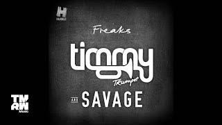 Timmy Trumpet & Savage - Freaks