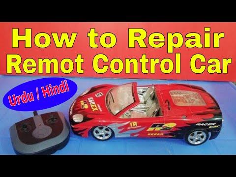 How to repair remote control Car Urdu/Hindi