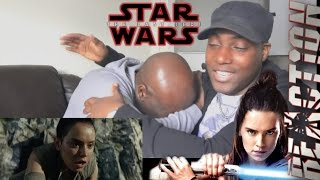 Star Wars: The Last Jedi Official Teaser REACTION & REVIEW