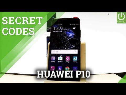 HUAWEI P10 CODES / Secret Menu / Advanced Options / Tricks