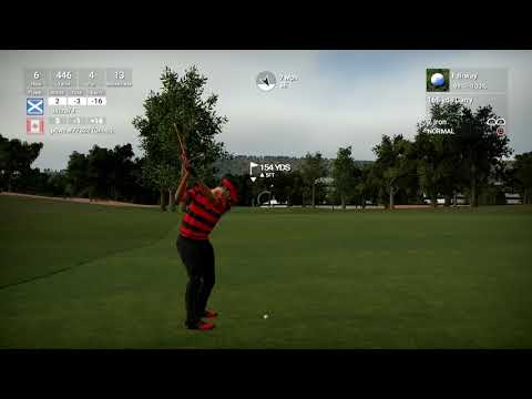 The Golf Club 2 (PS4 Pro): PGAS - FedEx St. Jude Classic - Round 4
