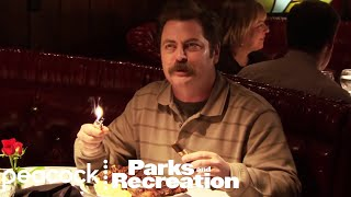 Ron Swanson Loves Meat - Parks and Recreation