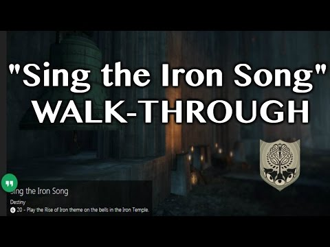 Sing the Iron Song Walk-through
