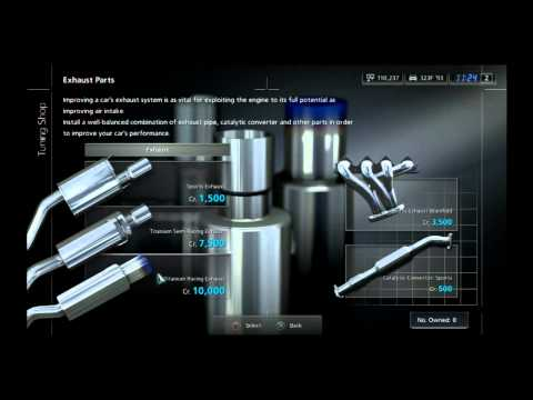 Gran Turismo 5: Tricks/Strategys/Hints/Tips & Help