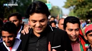 Imran Khan in Sialkot