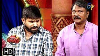 Chalaki Chanti&Sunami Sudhakar Performance | Jabardasth | 13th June 2019  | ETV Telugu
