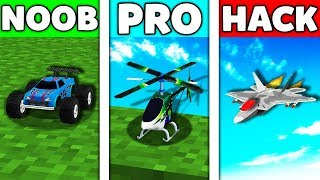 Download Minecraft Battle: NOOB vs PRO vs HACKER : CHILD TOYS REMOTE CONTROL Challenge in Minecraft Animation Video
