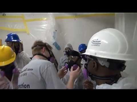 MeritHall Asbestos Abatement Training Center