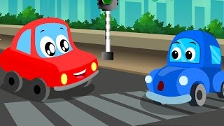 Little Red Car | let