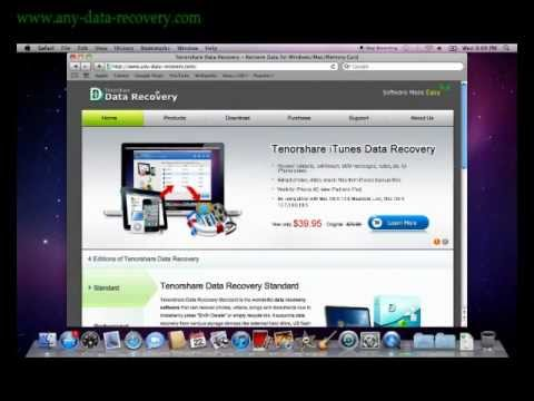 iPad Data Recovery-How to Recover iPad Photos,Notes,Videos after deleted or lost