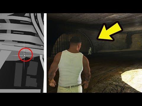 Depois de 4 anos de GTA 5.. o M0nstr0 esgoto foi encontrado?