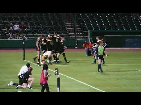 Houston SaberCats vs. New Orleans Gold