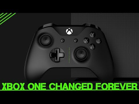 Microsoft Makes A Pretty Significant Announcement That Could Change The Xbox One!