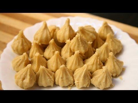 Best Mawa Modak Recipe | Khoya Modak By Archana - खोया मोदक | Gudi Padwa Special