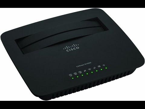 Tutorial 12-Feb-2012 - Cara Mengaktifkan WiFi Modem Router Cisco Linksys X1000