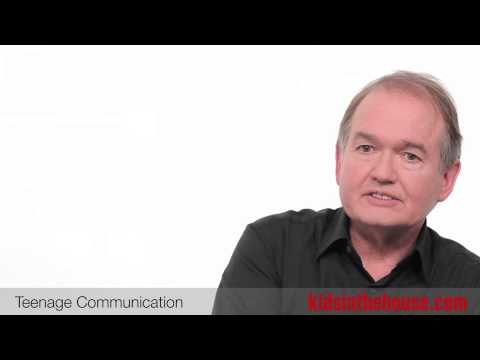 Communicating Effectively with Your Teenager - John Gray, PhD
