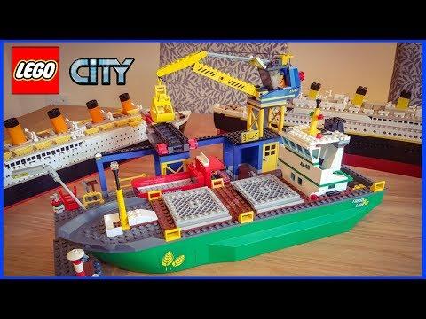 LEGO CITY HARBOUR 4645 SPEED BUILD