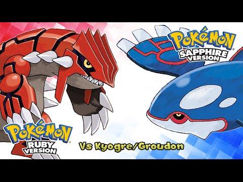 Pokemon Ruby/Sapphire/Emerald - Battle! Kyogre/Groudon Music (HQ)