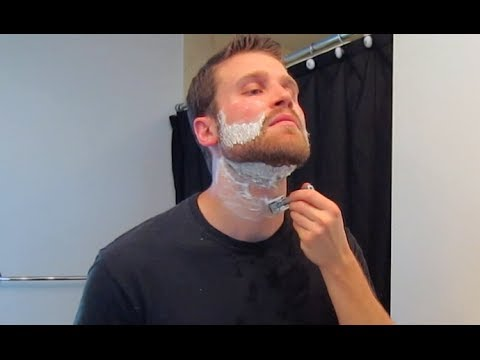 Beard Trim with Safety Razor - Our Daily Shave Ep. 9