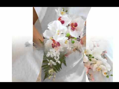 Orchid Bridal Bouquet