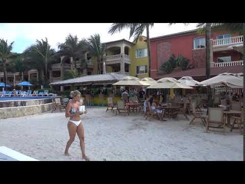 Roatan - Infinity Bay Spa & Beach Resort - Good Looking Woman