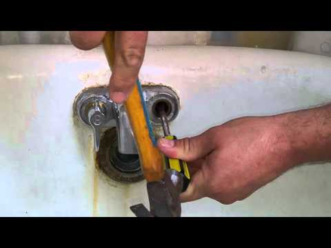 Removing stripped faucet seat with ease
