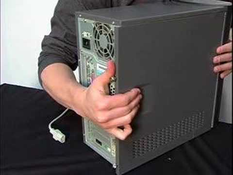 Desktop Memory Installation - How To