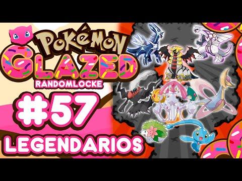 Pokémon GLAZED #57 - DIALGA, PALKIA, GIRATINA, CRESSELIA, DARKRAI, SHAYMIN, MANAPHY...