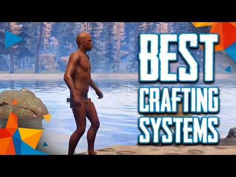 Best Crafting Systems in Video Games (Top 10)