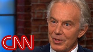 Tony Blair calls US politics