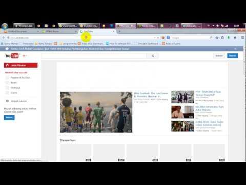 HTML link external