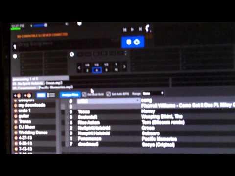Serato DJ troubleshooting- bringing tracks into Serato DJ