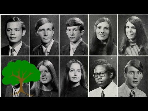 Yearbook Records on Ancestry.com