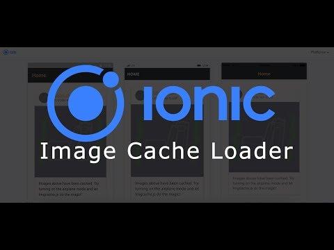 Image loader like Whatsapp Application in ionic 3