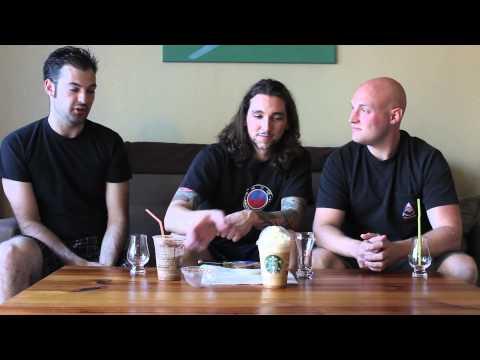 Starbucks Mocha Cookie Crumble & Caramel Ribbon Crunch - The Two Minute Reviews - Ep. 26 #TMR
