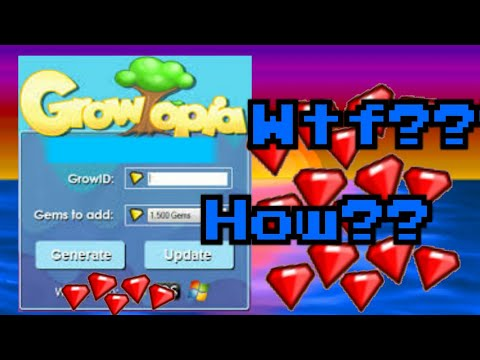 How To Get Free Gems 2018|Growtopia