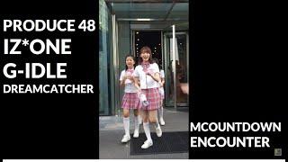 Mcountdown Adventures 1 Feat IZOne Dreamcatcher G idle