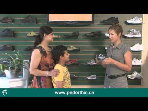 Orthotics and Shoe Shopping For Kids