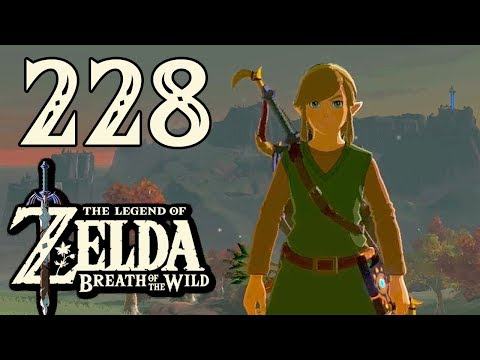 [228] Zelda: Breath Of The Wild - Side Quest Wrap-Up And Preparations - Let's Play Gameplay (Wii U)