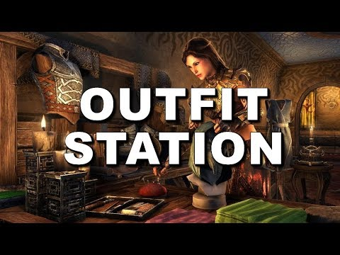 Outfit Station Guide - How to Fully Customize Your Character in The Elder Scrolls Online