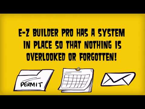 Find a Trusted Building Contractor with E-Z Builder Pro by Home Building Estimates