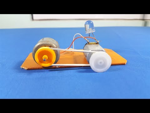 Free Energy with 2 motor || When I Do It at Home