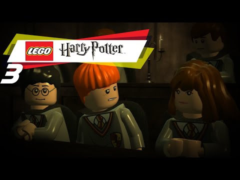 Wyntr Loves| Lego Harry Potter |3| More Learning!