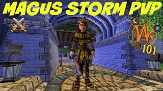 """Wizard101: Magus Storm Pvp-""""the Return Of Alexwizardpro!"""""""