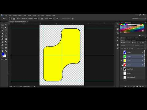 Making a Card Game from Scratch in Adobe Photoshop