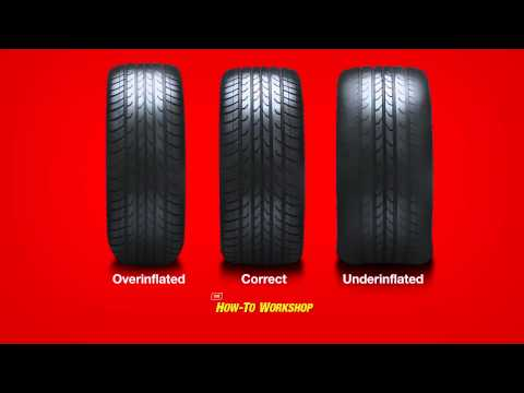 How to - Checking Tyre Pressures // Supercheap Auto