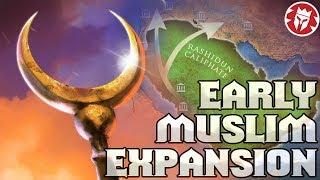 Early Muslim Expansion - Khalid, Yarmouk, al-Qadisiyyah DOCUMENTARY