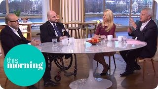 War Veteran & George Galloway On Syria Bombings | This Morning